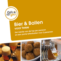 Bier & Ballen voor twee HR